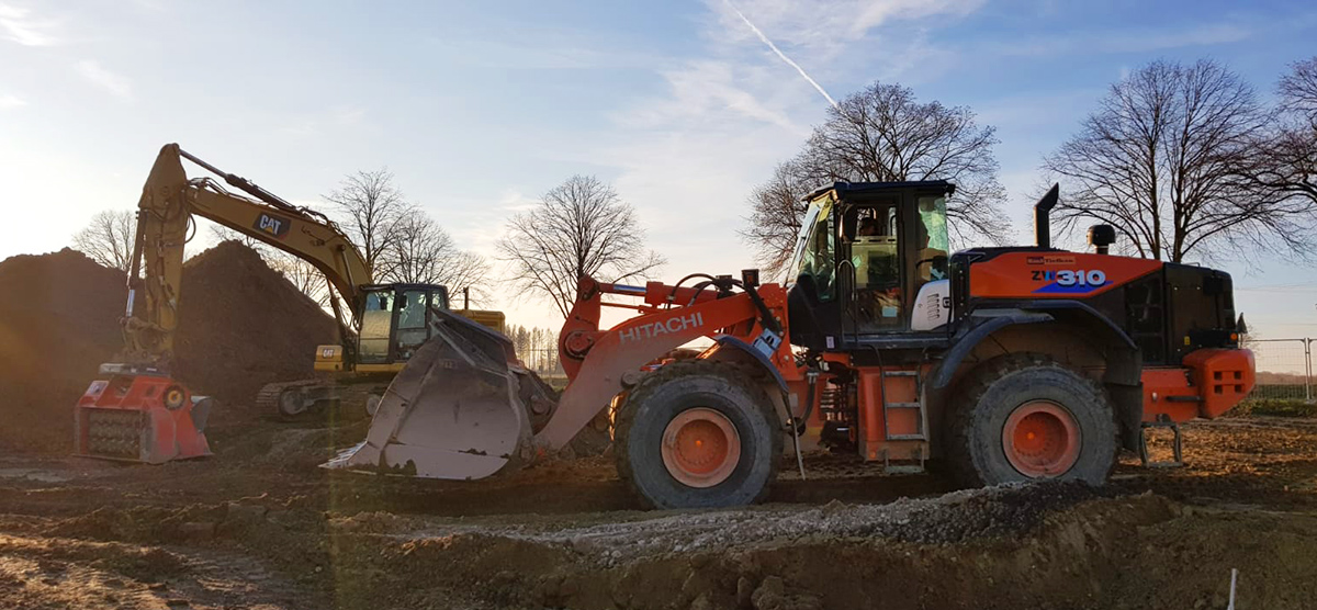 Neubau Automobil-Fertigungsanlage, Lehre